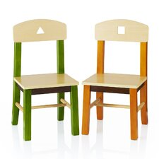 See and Store Extra Kids Desk Chair (Set of 2)