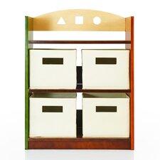 "See and Store 29"" Bookshelf"