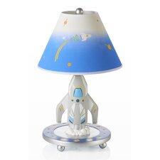 "19"" H Rocket Lamp with Empire Shade"