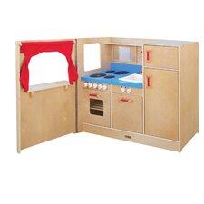 Swing Door Kitchen