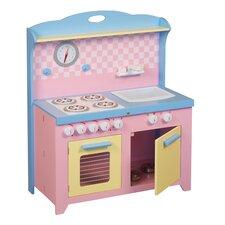 6 Piece Hideaway Kitchen Set