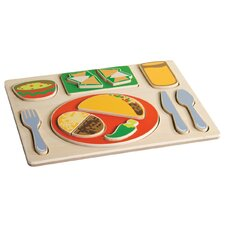 Mexican Sorting Food Tray