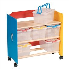 Moon & Stars Contender 9 Compartment Cubby