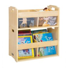 Classroom Furniture Stacking Storage Caddy