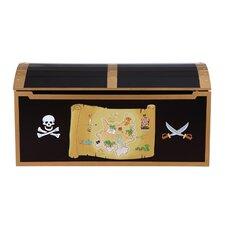 Personalized Pirate Treasure Chest