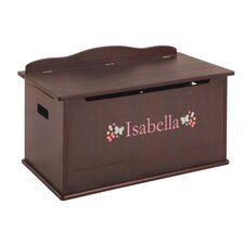 Personalized Expressions Toy Box