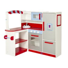 Dramatic Play Cook's Nook Kitchen