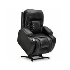 Showtime Wide Wall-a-Way Reclining Lift Chair