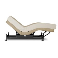 Economy Adjustable Bed Frame - Twin XL