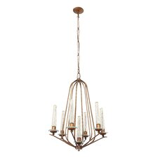Madison 7 Light Candle Chandelier