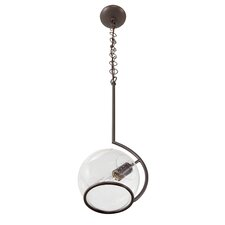 Watson 1 Light Globe Pendant