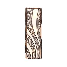Flow 3 Light Wall Sconce