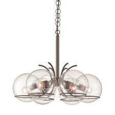 Watson 6 Light Chandelier