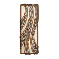 Flow 2 Light Wall Sconce