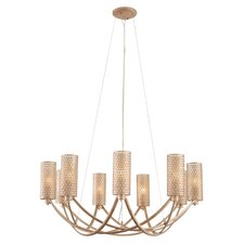 Casablanca 9 Light Chandelier