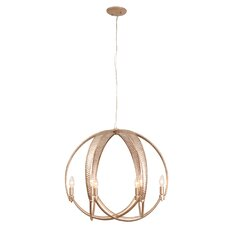 Casablanca 6 Light Mini Pendant