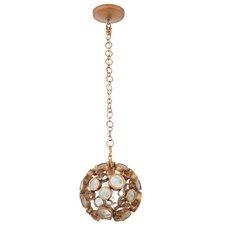 Fascination 1 Light Globe Pendant