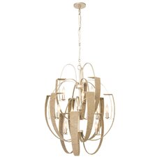 Tinali 12 Light Candel Chandelier