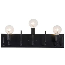 Socket To Me 3 Light Vanity Light