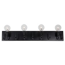 Socket To Me 4 Light Vanity Light
