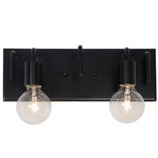 Socket To Me 2 Light Vanity Light