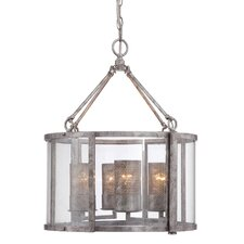 Jackson 4 Light Drum Chandelier