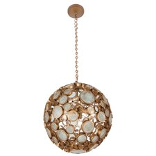 Fascination 3 Light Globe Pendant
