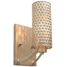 Casablanca 1 Light Vanity Light