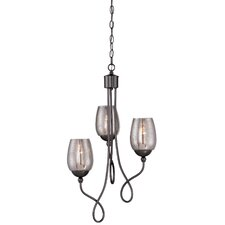 Emma 3 Light Mini Chandelier