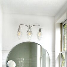 Vintage 3 Light Bath Vanity Light