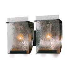 Recycled Rain Bath Light - Two Light in Rainy Night
