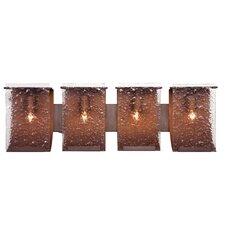Recycled Rain Bath Light - Four Light