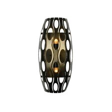 Masquerade 2 Light Tall Wall Sconce