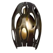Masquerade 1 Light Wall Sconce