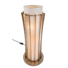"""Occasion 24"""" H Table Lamp with Novelty Shade"""