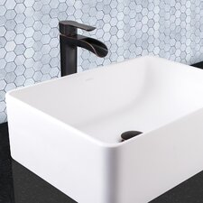 Niko Bathroom Vessel Faucet with Pop-up