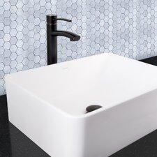 Milo Bathroom Vessel Faucet with Pop-up