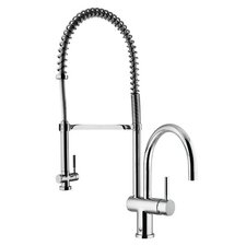 Dresden Pull-Down Spray Kitchen Faucet