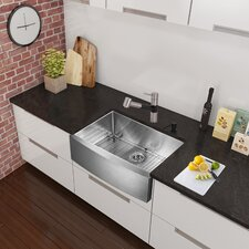 Branson Single Handle Pull-Out Spray Kitchen Faucet