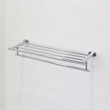 "24"" Ovando Bath Towel Rack with Towel Bar"