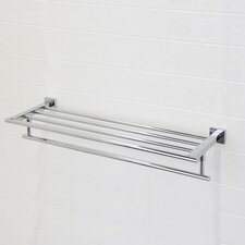 Allure Wall Monuted Bath Towel Rack