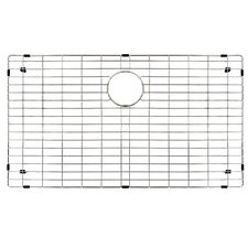 Stainless Steel Bottom Grid, 30.75-in. x 17.75-in.