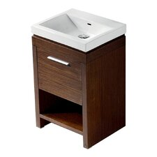 "Adonia 22"" Single Bathroom Vanity Set"