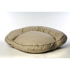 Classic Polyester Canvas Dog Bed