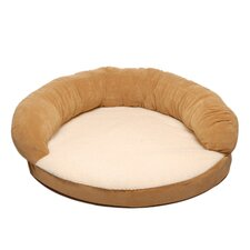 Ortho Sleeper Bolster Dog Bed
