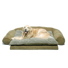 Ortho Sleeper Comfort Couch Bolster Dog Bed