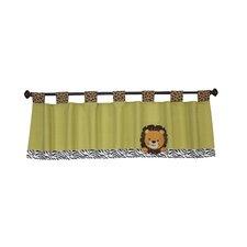 "Zambia 60"" Curtain Valance"