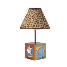 """Zambia 17"""" H Table Lamp with Empire Shade"""