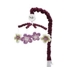 Pretty in Purple Musical Mobile