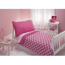 Kaleidoscope 4 Piece Toddler Bedding Set
